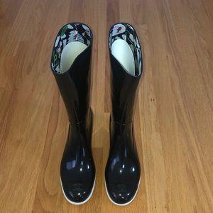 Never Worn Chanel Rain Boots